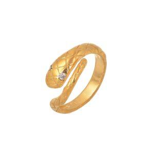 Δαχτυλίδι Snake It