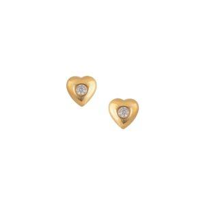 Σκουλαρίκια Heart Beat