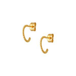 Σκουλαρίκια Kylie Small Hoops