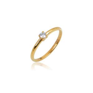 Δαχτυλίδι Elsi White