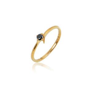 Δαχτυλίδι Lavisness Black