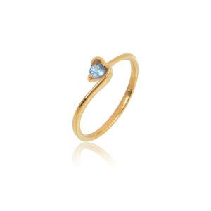 Δαχτυλίδι Eternity Tirquaz